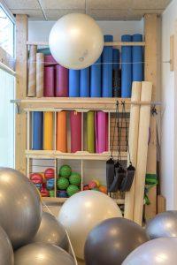 Materiel + ballons